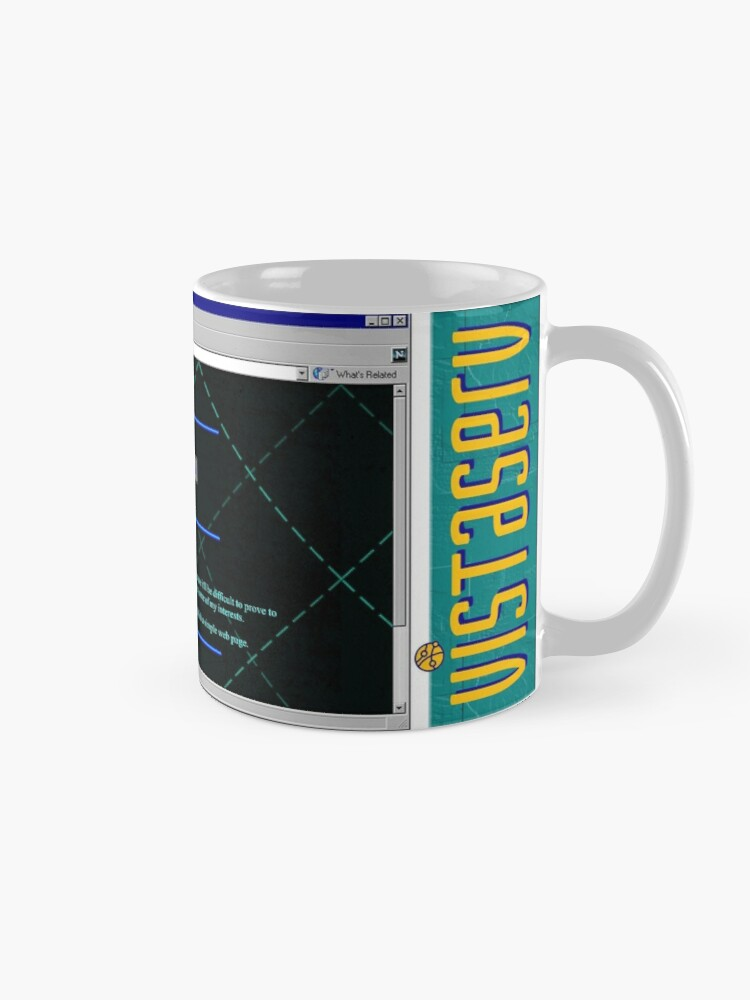 Alternate view of iamimpressed on Vistaserv.net Mug
