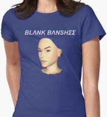 Blank Banshee Women's Fitted T-Shirt