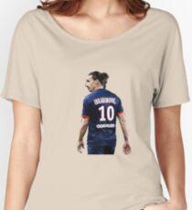 zlatan ibrahimovic Women's Relaxed Fit T-Shirt
