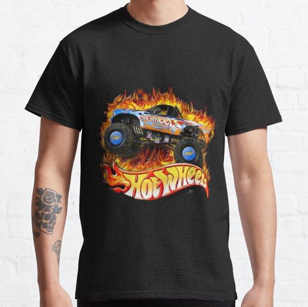 RUEDAS CALIENTES Camiseta clásica