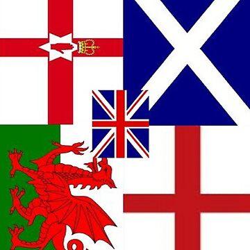 United Kingdom by MickBull