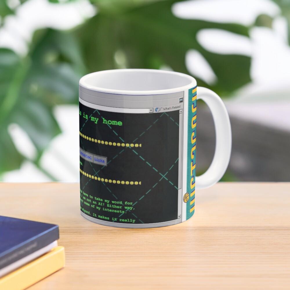 snacks on Vistaserv.net Mug