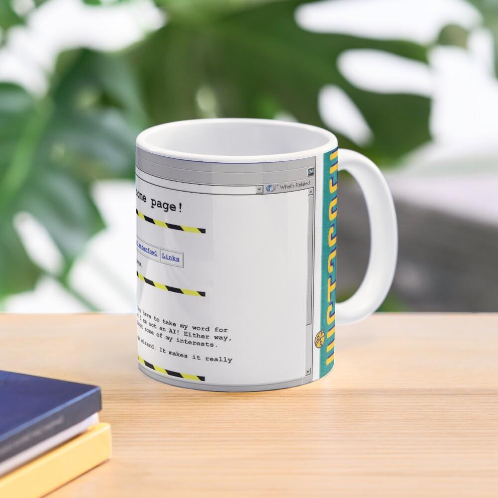 gunnsi on Vistaserv.net Mug