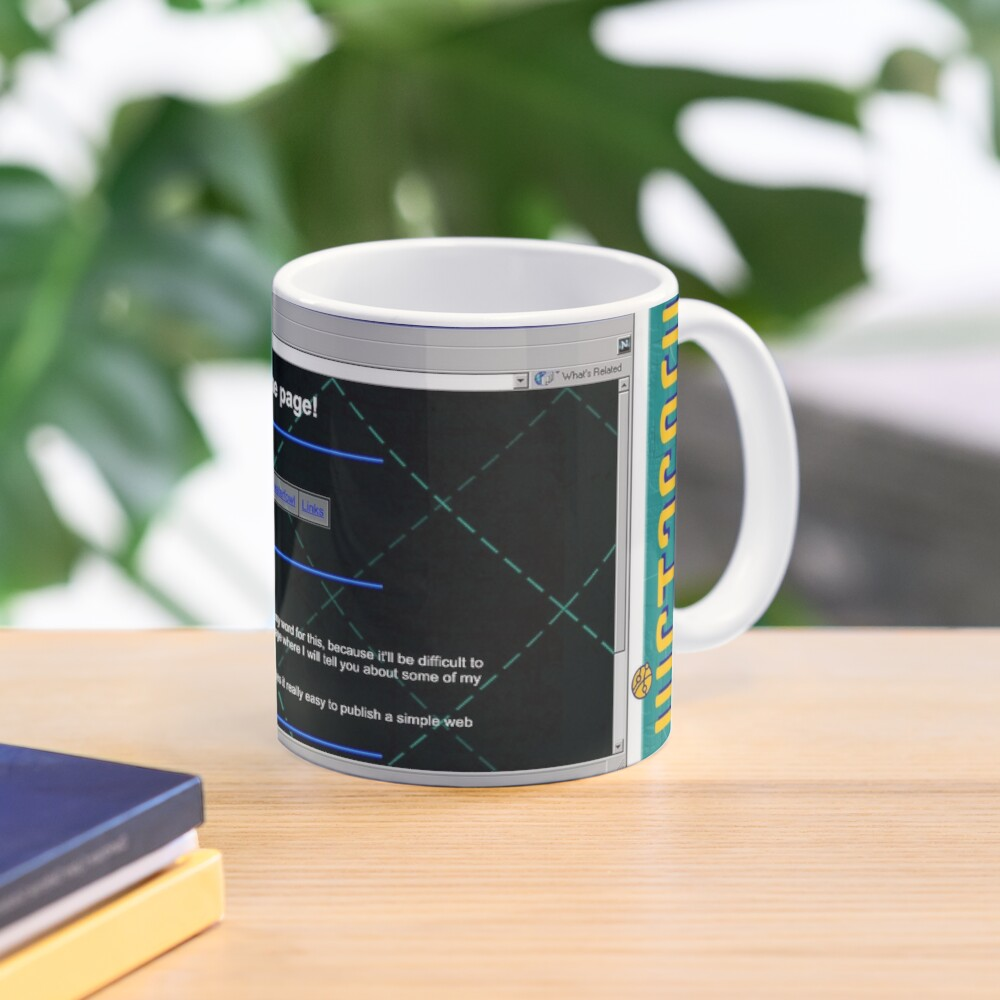kevin on Vistaserv.net Mug