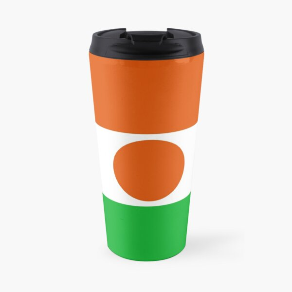 Flag of Niger, Nigerien Flag, Africa Travel Mug