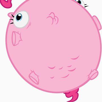 MLP Pinkie Pie Clone by Marmbo