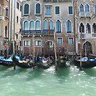 Venice by Dalmatinka