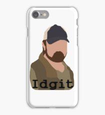 idgit! iPhone Case/Skin