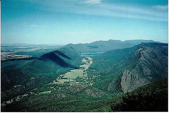 Hall's Gap Township -  Grampians Mountain Range,Vic. Australia* by EdsMum