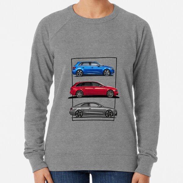 Audi Quattro Hoodie Hoody Hooded Sweatshirt Jumper Pullover