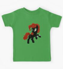 Black Widow Pony Kids Clothes
