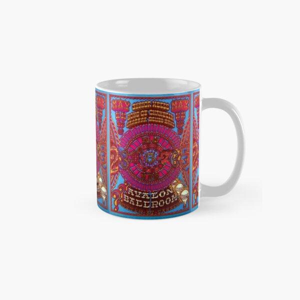 Santana gig poster Classic Mug