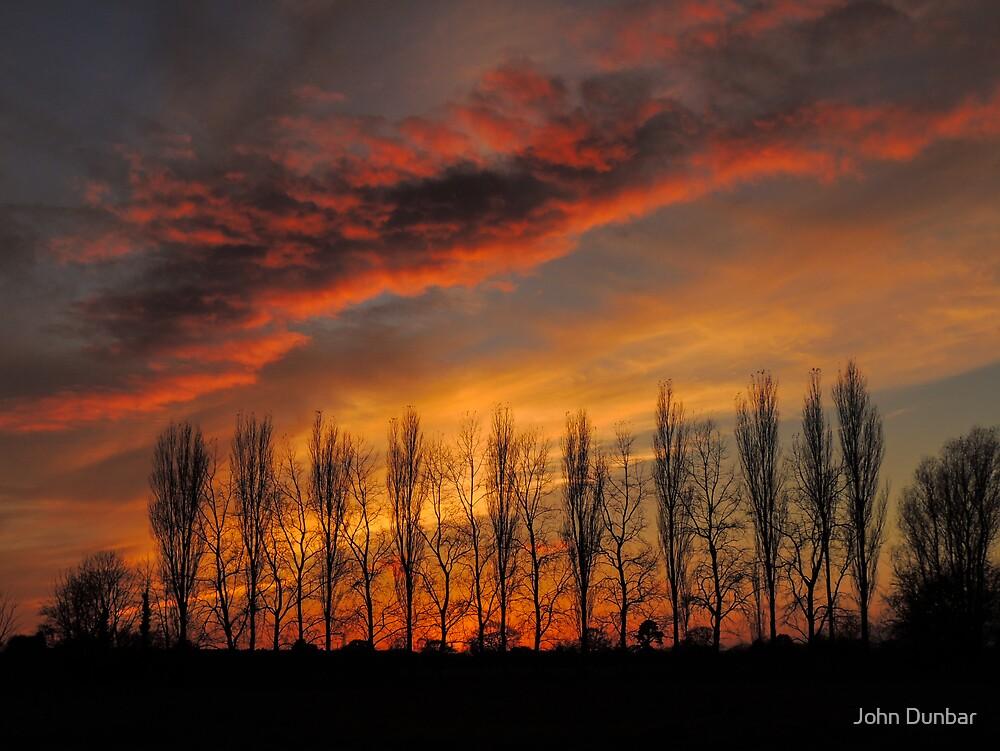 Afterglow by John Dunbar