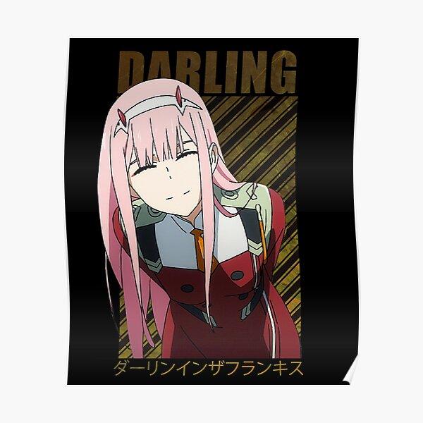 Zero Two Poster