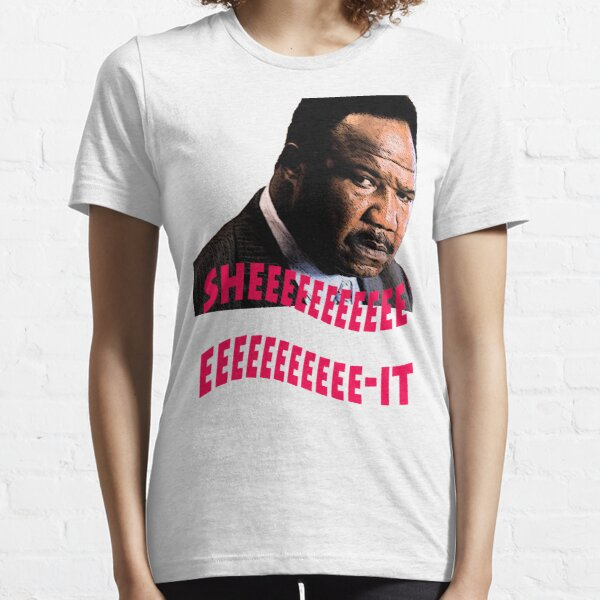 "Clay Davis ""sheeeeee-it"" Essential T-Shirt"