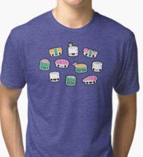 Sushi Sushi! Tri-blend T-Shirt