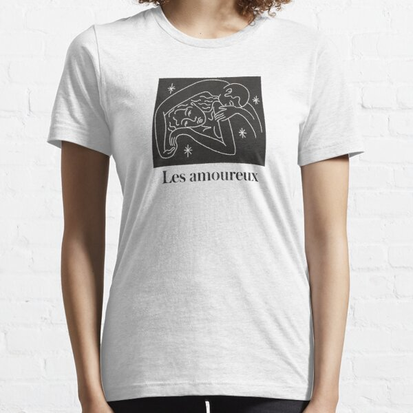 The lovers - Les amoureux  Essential T-Shirt