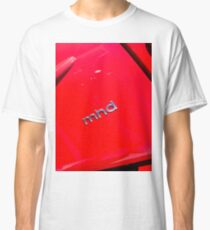 Smart Fortwo mhd Coupe Logo [ Print & iPad / iPod / iPhone Case ] Classic T-Shirt