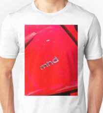 Smart Fortwo mhd Coupe Logo [ Print & iPad / iPod / iPhone Case ] Unisex T-Shirt