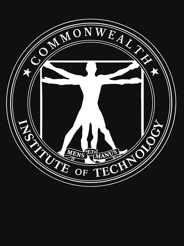 Commonwealth Institute of Technology - White | Unisex T-Shirt