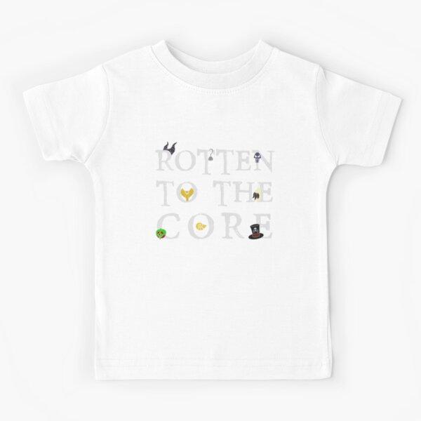 Rotten To The Core Kids T-Shirt