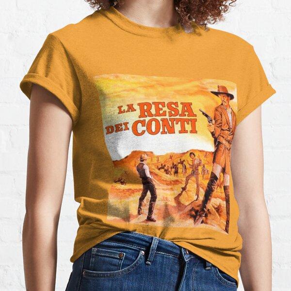 Spaghetti Western Classic T-Shirt