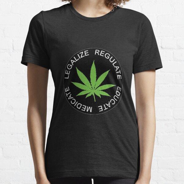 Marijuana Essential T-Shirt
