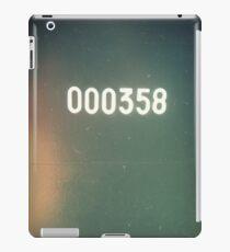 000358 ipad case iPad Case/Skin
