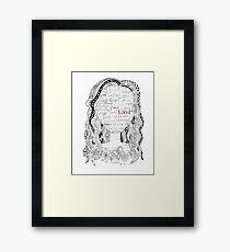 Camilla Framed Print