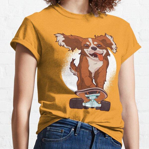 SKATING DOG Classic T-Shirt