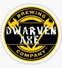 Dwarven Brew Sticker