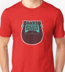 Bärte! Unisex T-Shirt