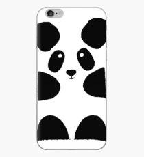 Balck Panda iPhone Case