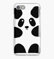 Balck Panda iPhone Case/Skin