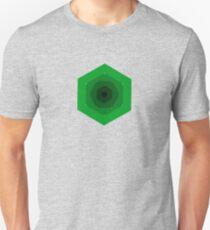 Five Hexagons Unisex T-Shirt