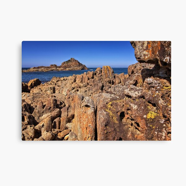 1999 Mimosa Rocks Canvas Print