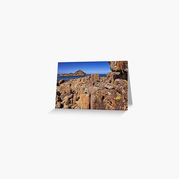 1999 Mimosa Rocks Greeting Card