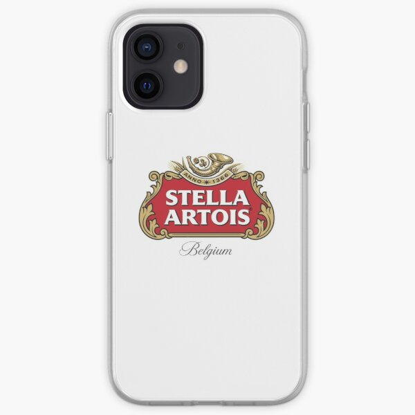 stella artois iPhone Soft Case