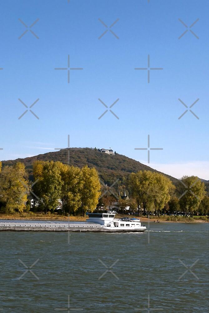 River Rhein by Vac1