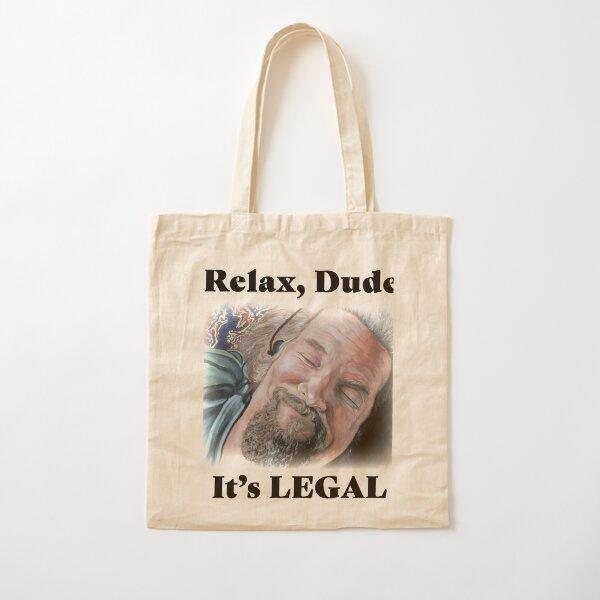 It's Legal Cotton Tote Bag
