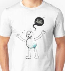 Flat Eric (Mr. Oizo) - Stay Positif Unisex T-Shirt