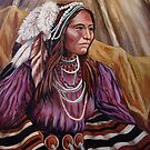 Apache Colors #2 Wrapped In Tradition by Susan McKenzie Bergstrom