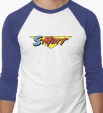 Shop Smart Men's Baseball ¾ T-Shirt
