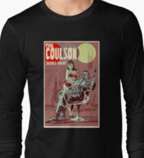 Phil Coulson Secret Agent Long Sleeve T-Shirt