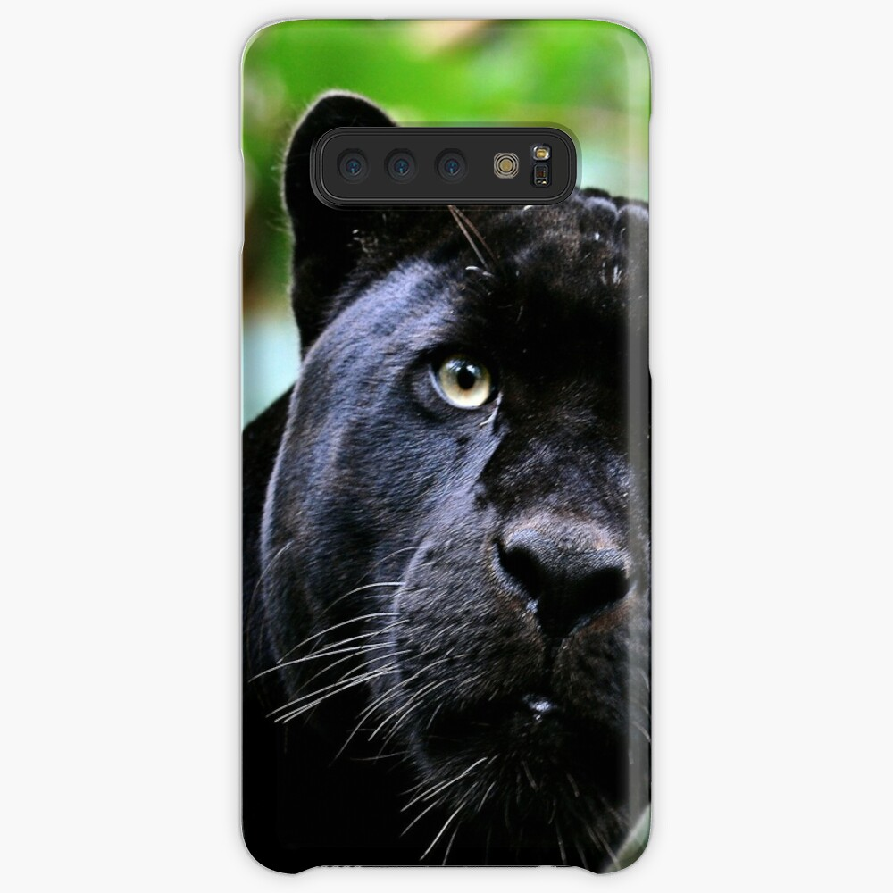 Black Jag Case & Skin for Samsung Galaxy