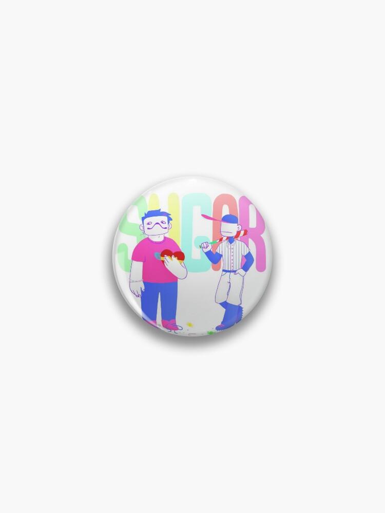 OFF 1.25 buttons Batter /& Zacharie