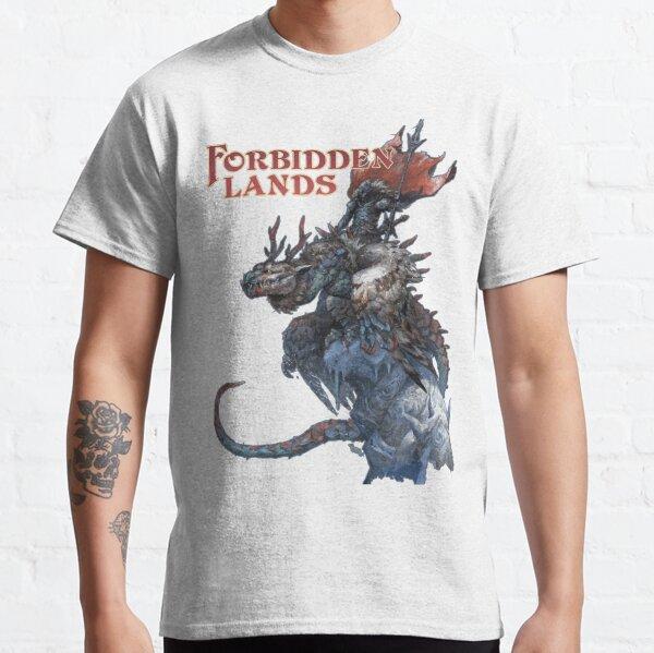 Forbidden Lands Rider Classic T-Shirt