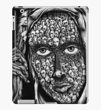 Phantom Stranger iPad Case/Skin