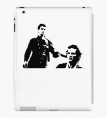 Mad Max And Johnny The Boy iPad Case/Skin