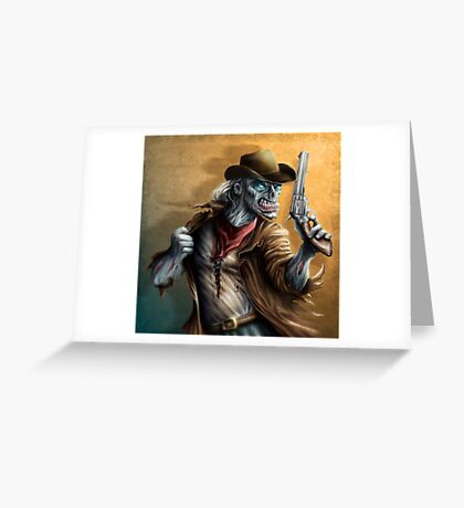 The Drifter Greeting Card
